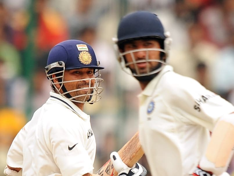 Cheteshwar Pujara Turns 32, Sachin Tendulkars Gujarati Birthday Wish Takes The Cake