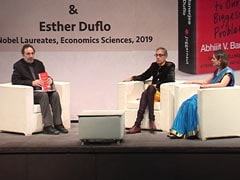 Nobel Laureates Abhijeet Banerjee, Esther Duflo Speak To NDTV: Highlights