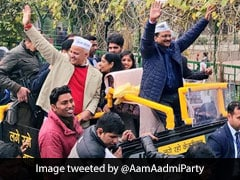 "Arvind Kejriwal's ""2013"" Nostalgia In Tweet Before Big Delhi Roadshow"