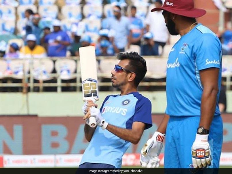"Yuzvendra Chahal Trolls ""Youngsters"" Virat Kohli, KL Rahul For Copying His Shot"