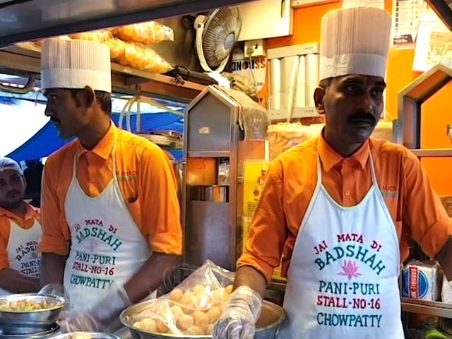 Video : India's Food Regulatory Authority Gives Street Food A 'Clean Makeover'