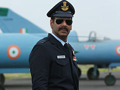 <i>Bhuj: The Pride Of India</i> First Look - Ajay Devgn As Air Force Officer Vijay Karnik Is Impressive