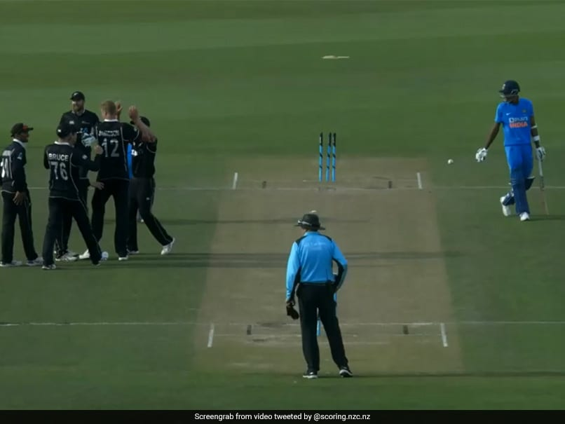 New Zealand A Edge Past India A In Thriller To Clinch Series 2-1