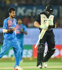Guptill Swears At Chahal In Hindi On Live TV, Leaving Rohit In Splits