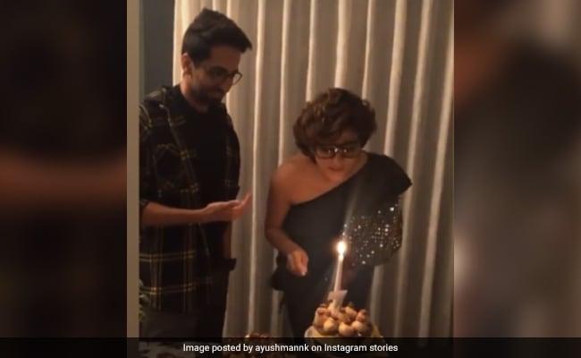 Inside Tahira Kashyap's Birthday Bash With Ayushmann Khurrana And Others