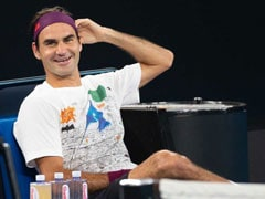 Watch: Roger Federer Plays Hide-And-Seek With His Team At Australian Open