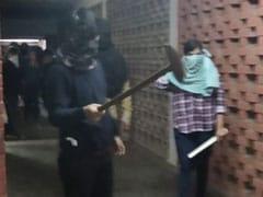 #SOSJNU Trends With Distress Calls, Updates After Violence In JNU