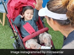Baby On Board: Sania Mirza Embarks On First Grand Slam Bid As A Mother