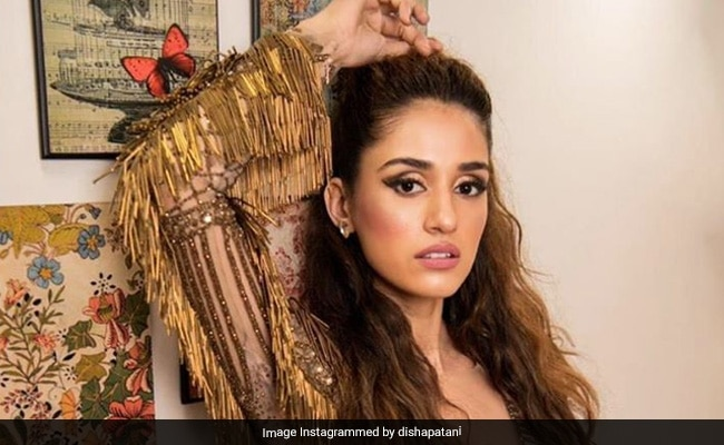 Disha Patani Had To Rehearse For A Dance Sequence In Malang With A Broken Knee