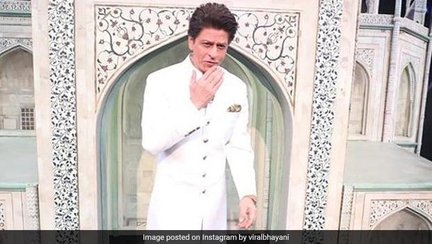 Shah Rukh Khan Reveals His First Taj Mahal Visit Had Him Gorging On Delicious Pink Lassi