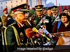 New Army Chief Pays Tribute At National War Memorial In Delhi