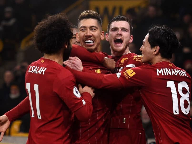 """Premier League: Roberto Firmino """"Worldie"""" Secures Another Late Liverpool Win At Wolves"""