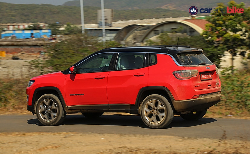 2020 jeep compass diesel automatic review - carandbike