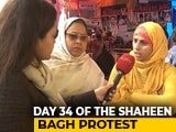 "Video : ""PM Said Dialogue Is Important, Come Here And Talk To Us: Shaheen Bagh Protesters"