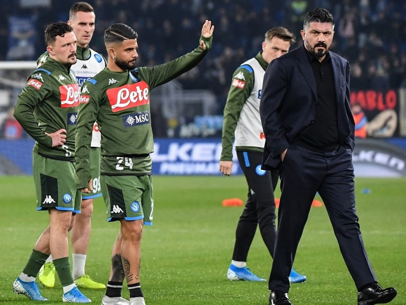 "Serie A: Gennaro Gattuso Blasts ""Embarrassing"" Napoli After Fiorentina Defeat"