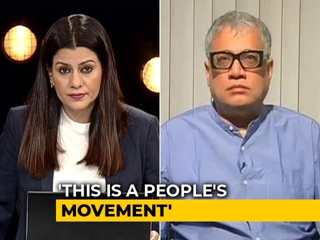 "Video : ""Not About Religion But Harassing The Poor"": Derek O'Brien On Citizenship Law"