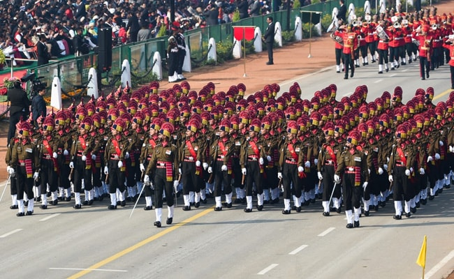 Republic Day Live Updates: India To Celebrate 72nd Republic Day Today Amid Coronavirus Pandemic