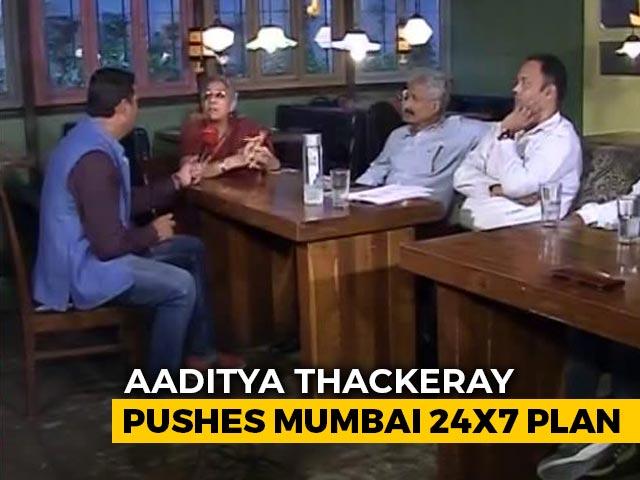 Video : Mumbai 24x7: Boost For Maximum's City's Nightlife?