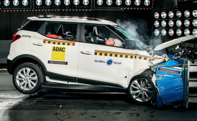 The MAhindra XUV300 is the latest made in India car to score five star ratings in Global NCAP crash test.