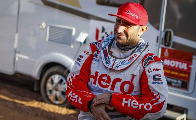 A Dakar veteran, Paulo Goncalves - 1979-2020