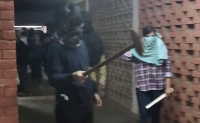 """Destroying Indian Democracy"": Opposition Leaders Condemn Violence In JNU"