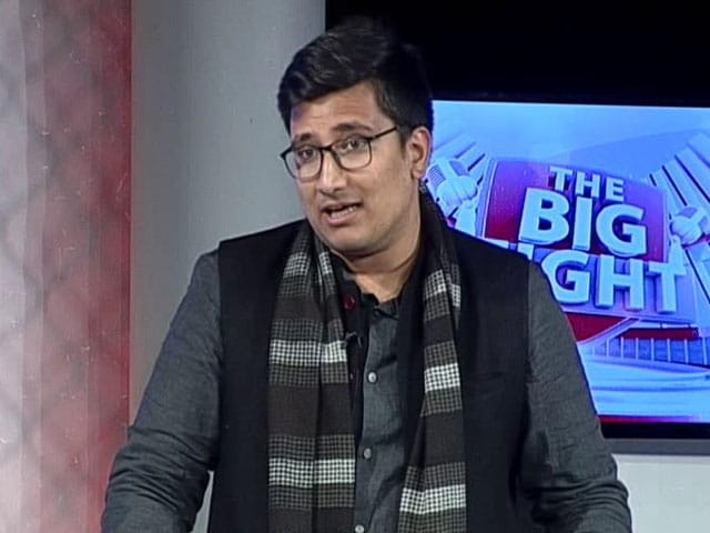 Video : Fulfilling Commitment To Minorities Who Left Is Not Wrong: ABVP's Sidharth Yadav