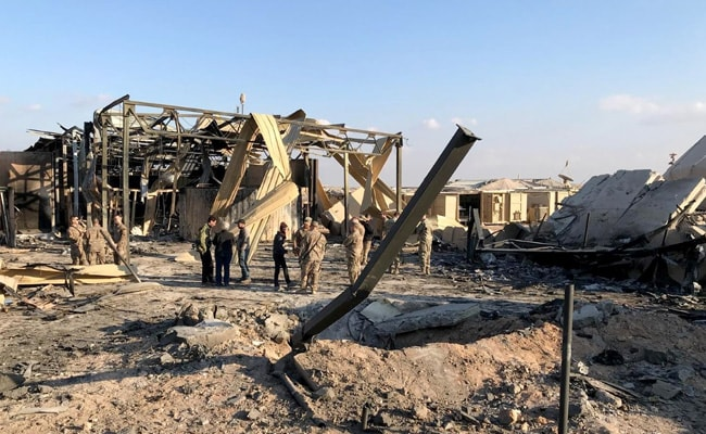 Iraq rocket attack kills contractor, wounds USA service member, coalition says