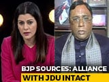 "Video : ""Perplexed"": Pavan Varma Calls Out Nitish Kumar On Delhi Tie-Up With BJP"