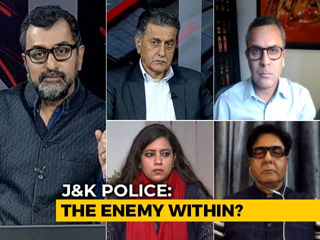 Video : J&K Police: The Enemy Within?