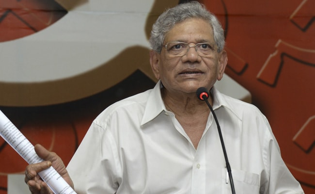 'Secularism Not Safe Without Separation Of Religion, Politics': Sitaram Yechury