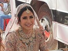 Dressed As A Bride, Katrina Kaif Shares BTS Pics. The Internet Loves It