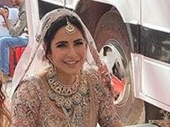 Dressed As A Bride, Katrina Kaif Shares BTS Pics. The Internet Loves It