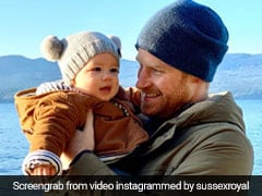 Prince Harry, Meghan Share Baby Archie's Pic With A Recap Video Of 2019