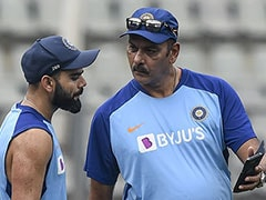 "World Cup An ""Obsession"", India Will Do All To Fulfil That Ambition: Coach Ravi Shastri"
