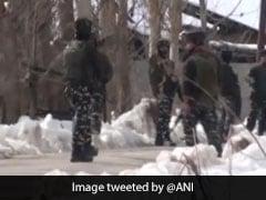 शोपियां में मुठभेड़ में हिज्बुल मुजाहिदीन के तीन आतंकवादी मारे गए