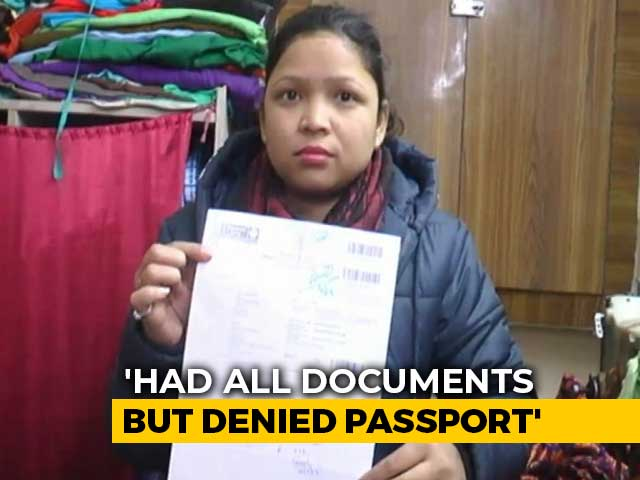 "Video : 2 Haryana Girls Say Denied Passport As They Looked Like ""Nepalis"""