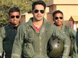 Video: <i>Jai Jawan</i>: Varun Dhawan's Reaction On Getting An IAF Uniform With His Name