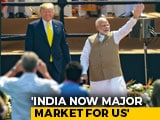 Video : India, US To Sign Defence Deals Worth $3 Billion: Donald Trump
