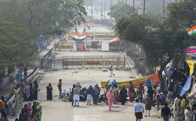 Can't Block Public Road Indefinitely: Top Court On Shaheen Bagh Protest