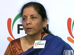 Anti-CAA Protests Haven't Dampened Investor Sentiment: Nirmala Sitharaman