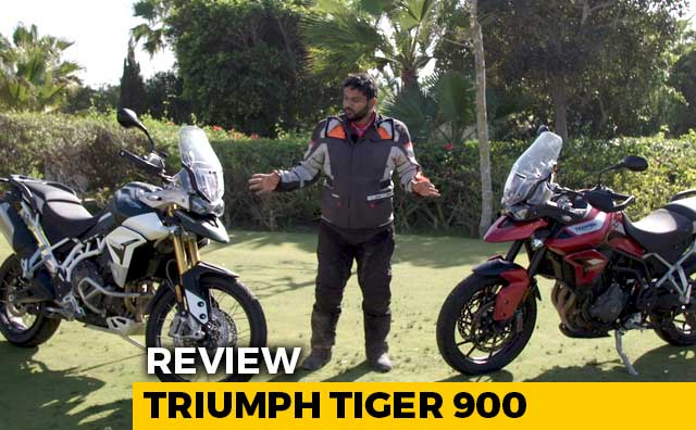 Triumph Tiger 900 Review