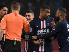 Neymar Sent Off As PSG Beat Bordeaux In Seven-Goal Thriller