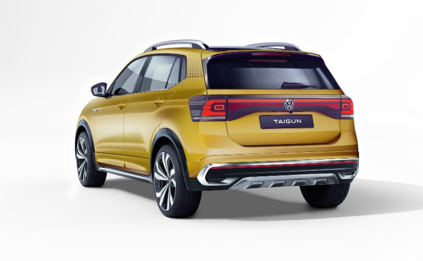 The Volkswagen Taigun is a compact crossover and it will be launched in India in 2021