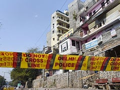 6-Storey Building Tilts, Residents Evacuated In Delhi
