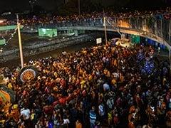 Malaysian Hindus Defy Coronavirus Scare To Celebrate Thaipusam Festival