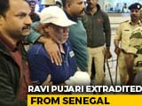 Video : Underworld Gangster Ravi Pujari Extradited From Senegal, Brought To India