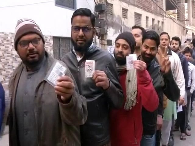 Video : Delhi Will Vote On National Issues, Say Shaheen Bagh Voters