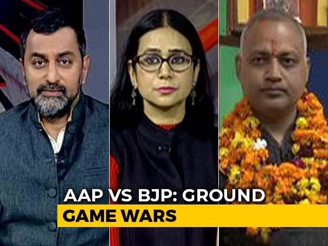 Video : AAP vs BJP: Battle Of The Last Mile?