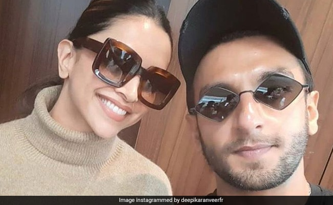 First Pic From Deepika Padukone And Ranveer Singh's Vacation. Seen Yet?