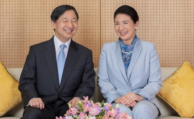 'Ups And Downs': Japan Emperor Naruhito On Wife's Stress Related Illness